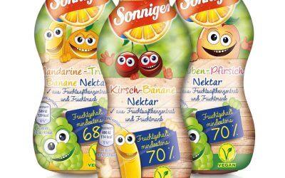 Refresco: Kindergetränke ohne Zuckerzusatz für Aldi Nord