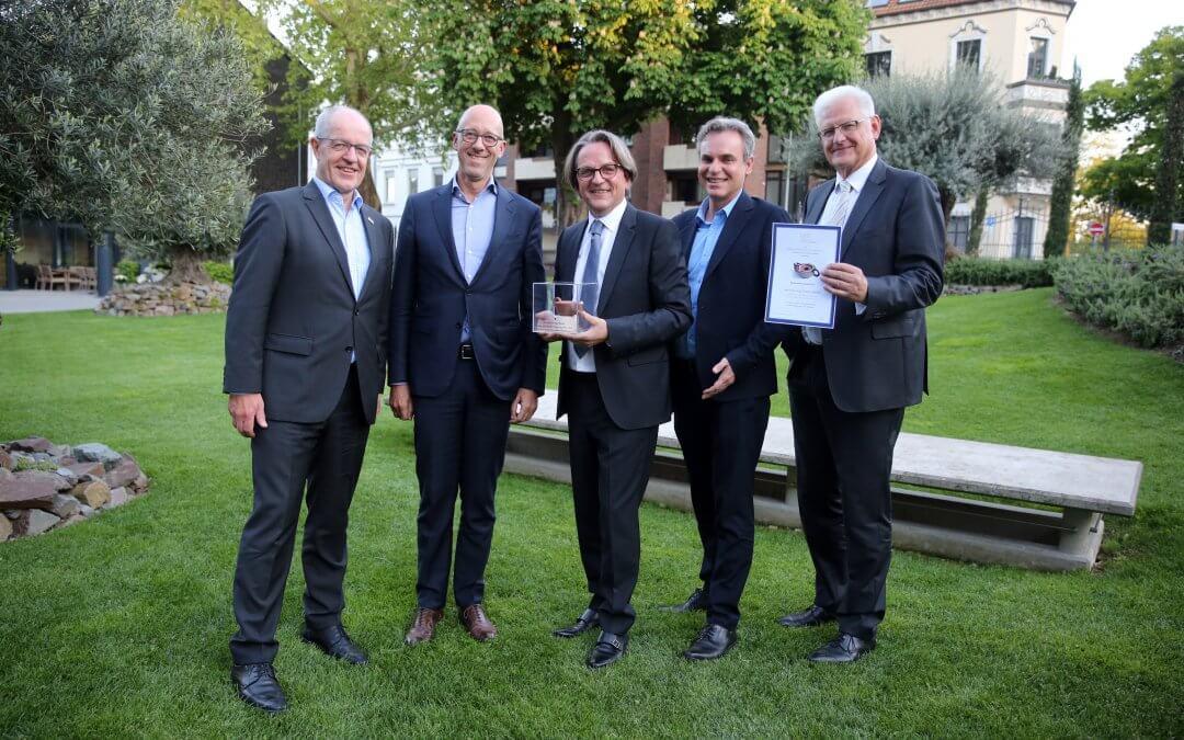 Medien-Preis des Pressevereins verliehen